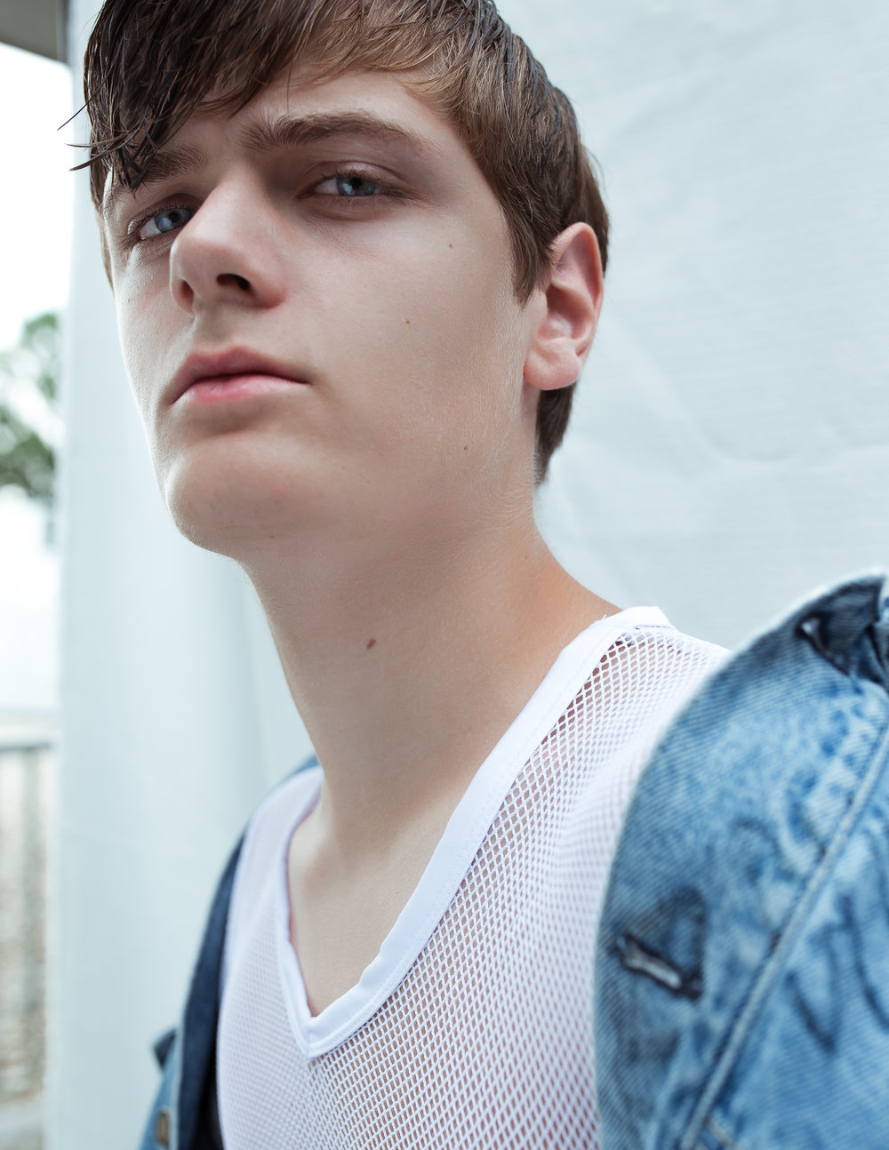Julian @ Alpha Male Model Management