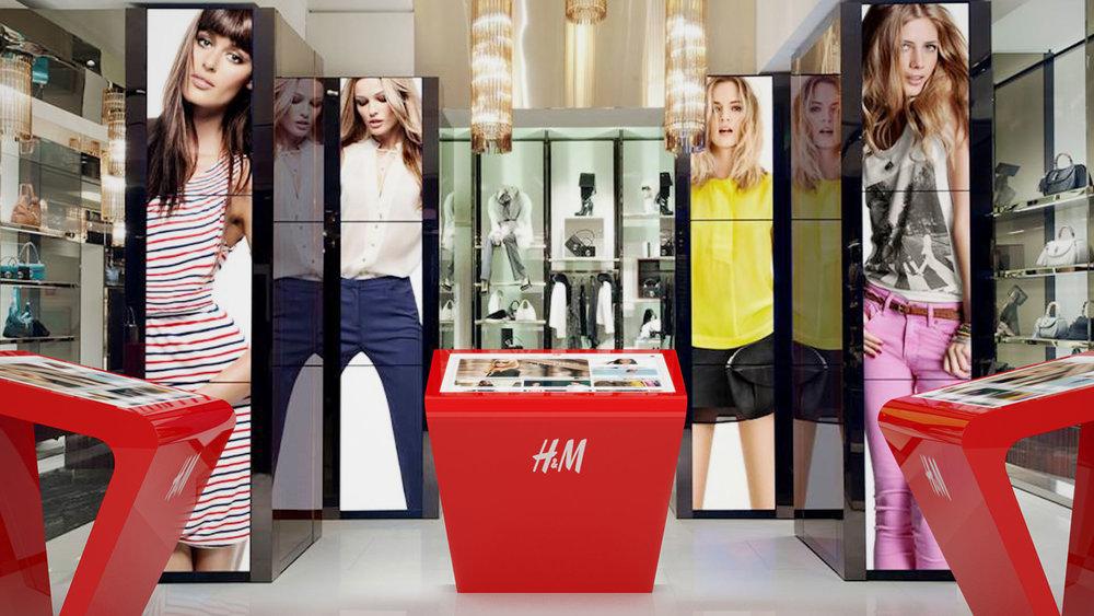 H&M Retail Apps