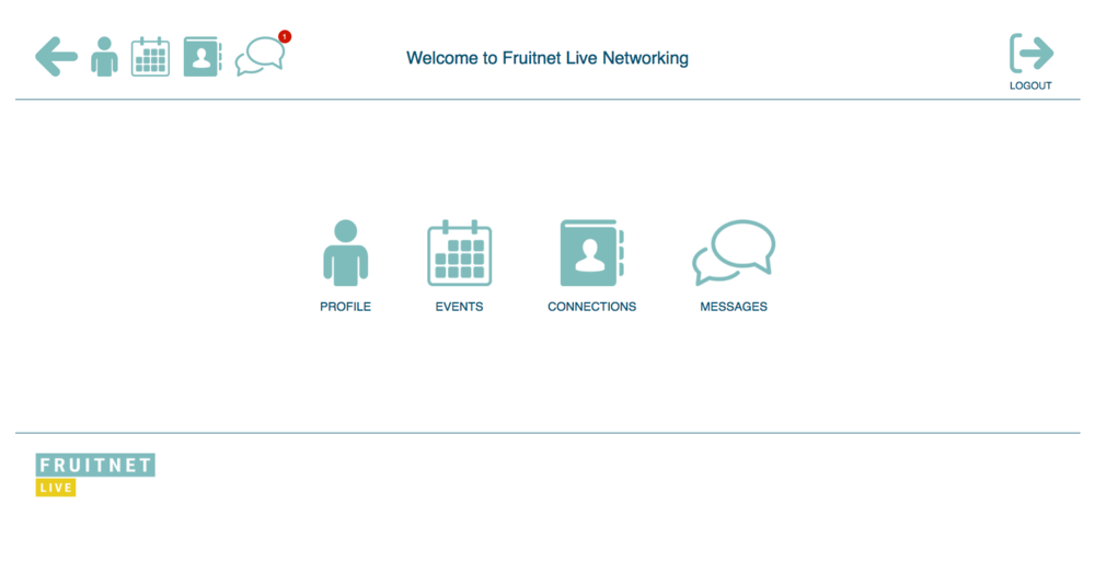 Fruitnet live Networking- Connect with your peers