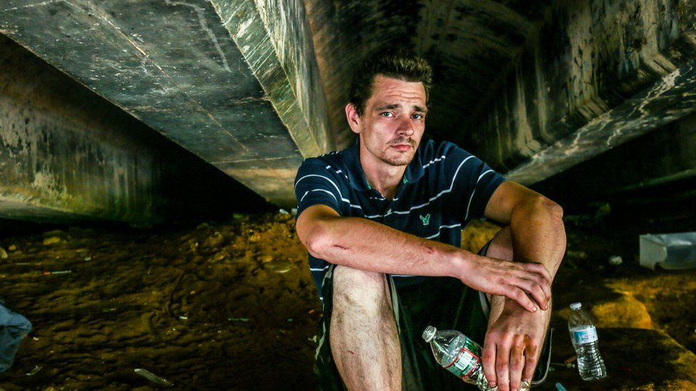 life on the tracks    In a corner of Philadelphia known locally as the Badlands, a half-mile stretch of rail track has become a refuge for heroin addicts. The city plans to clear the tracks, but where will the users go?