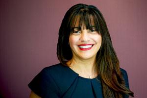Amina Ellouze  Consultante Associée Responsable Maghreb et Moyen Orient