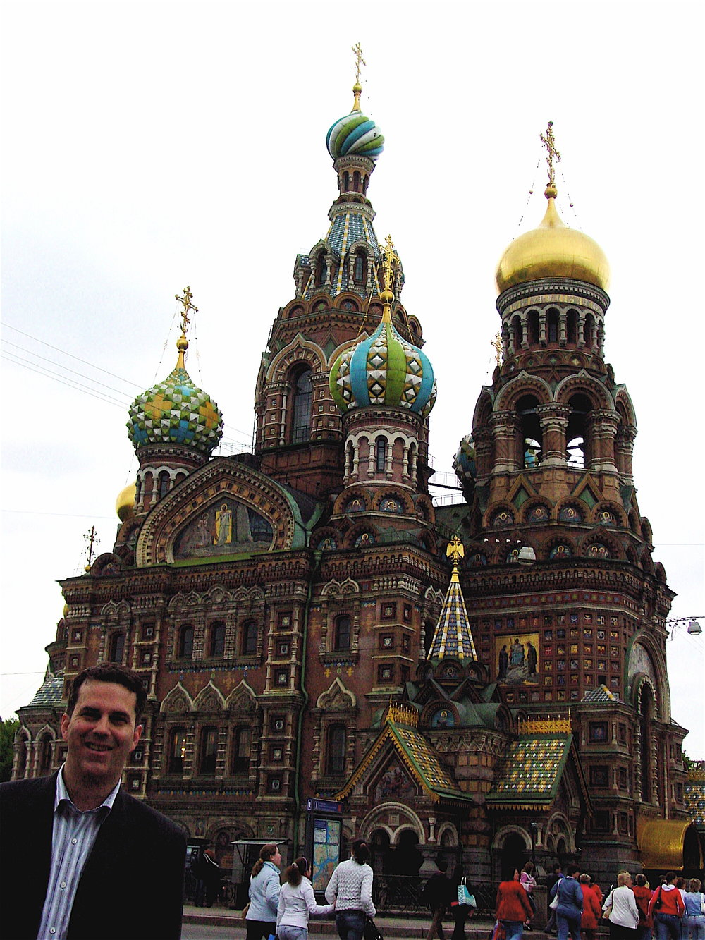You'll need a visa to visit Russia. Huckleberry Travel can help you with that!