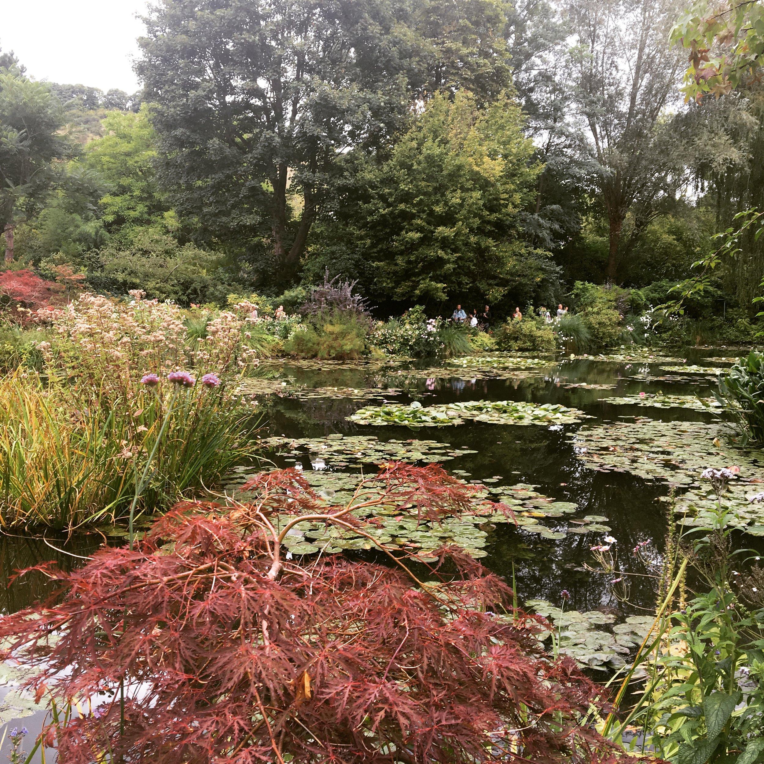 monet\'s house and gardens — Huckleberry Travel