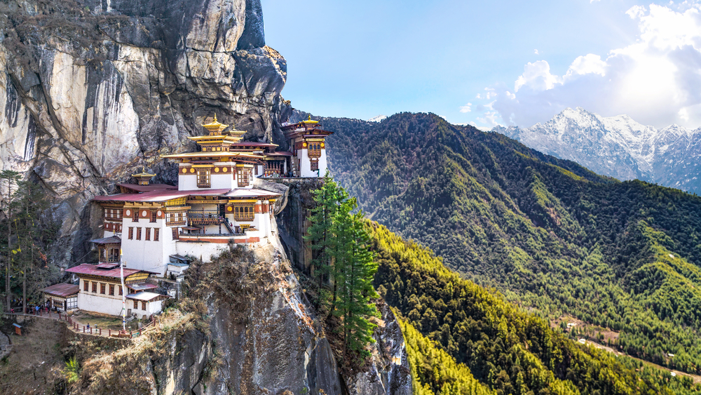 The Tiger's Nest Monastary is definitely on our must-see list!