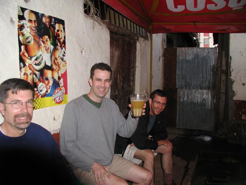 Drinking Chicha (Incan....jpg