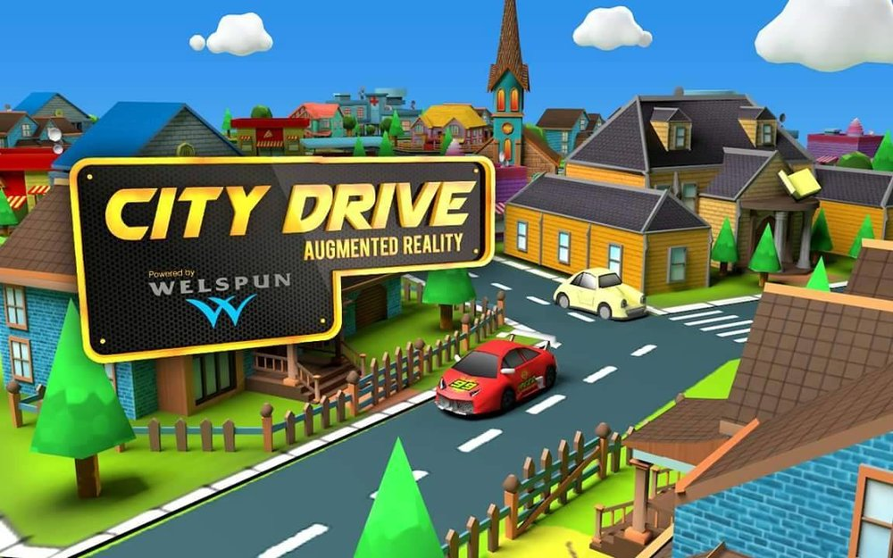 City Drive by Welspun