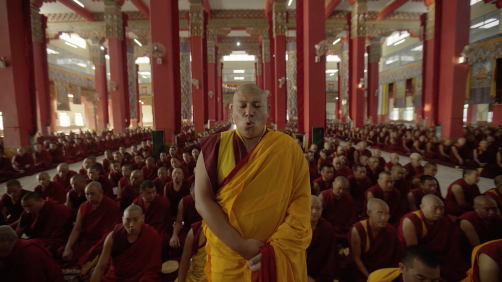 Geshe Ceremony of H.E. the 7th Yongzin Ling Rinpoche. A documentary by Bombay Arthouse.