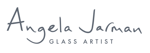 Angela Jarman | Studio glass artist | Hertfordshire