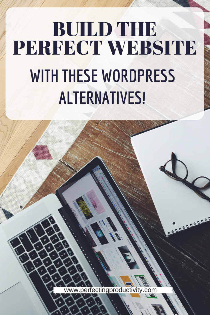 Build a Better Website without Wordpress