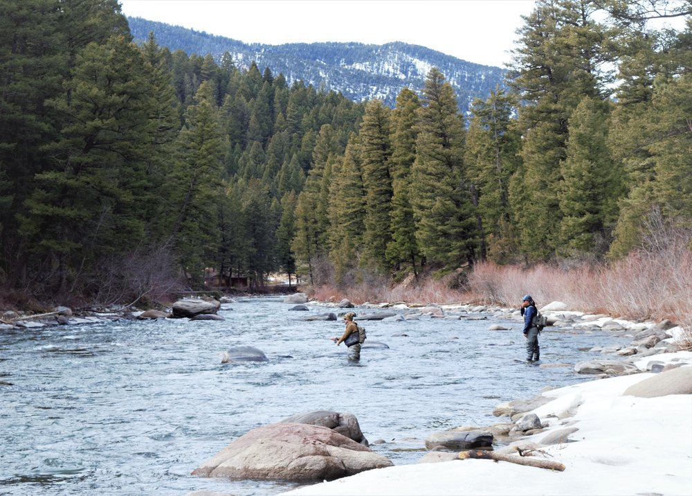A Journey to Becoming a Female Fly Fishing Guide