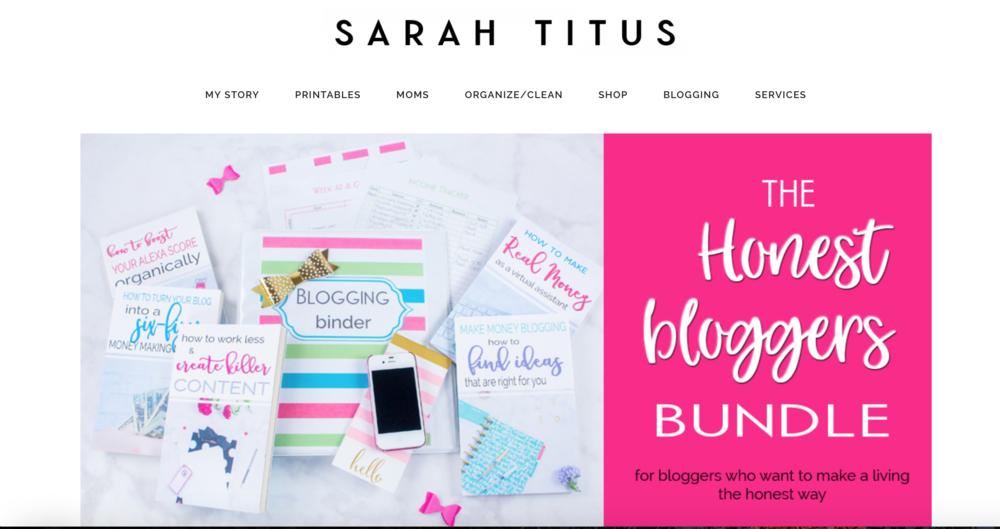 Sarah-titus-website