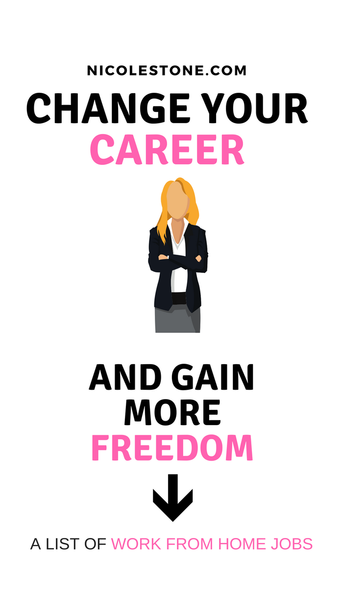 Change Your Career and Work From Home
