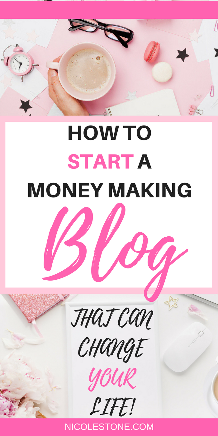 Wow! I can't wait to start a blog using this blogging guide! i can't believe how cheap it is to start a blog!  who knew you could make so much money blogging with such little investment.  learn how to start a blog and rock it! Checkout this deal! #blog #blogging