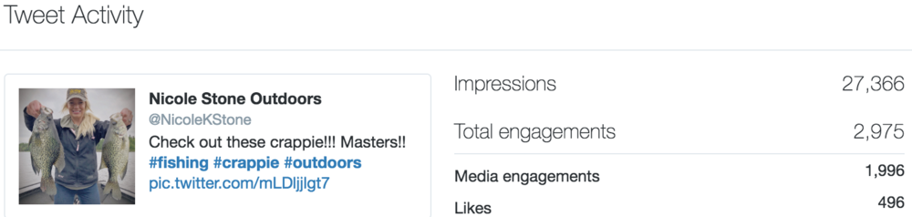Above are my Twitter analytics from my small account. YES, it's worth it!