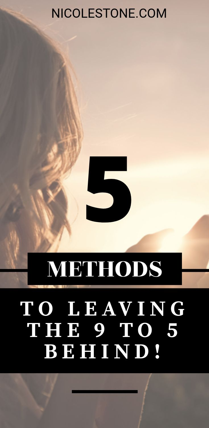 Learn how to leave the 9 to 5 behind and to take control of your career! Including a list of 50 sites you can use to find work at home opportunities.  #workathome #career #careertips
