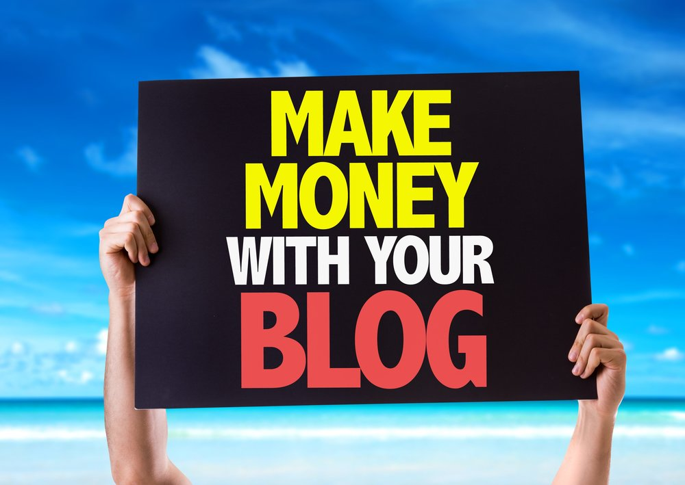 Learn how bloggers make money!