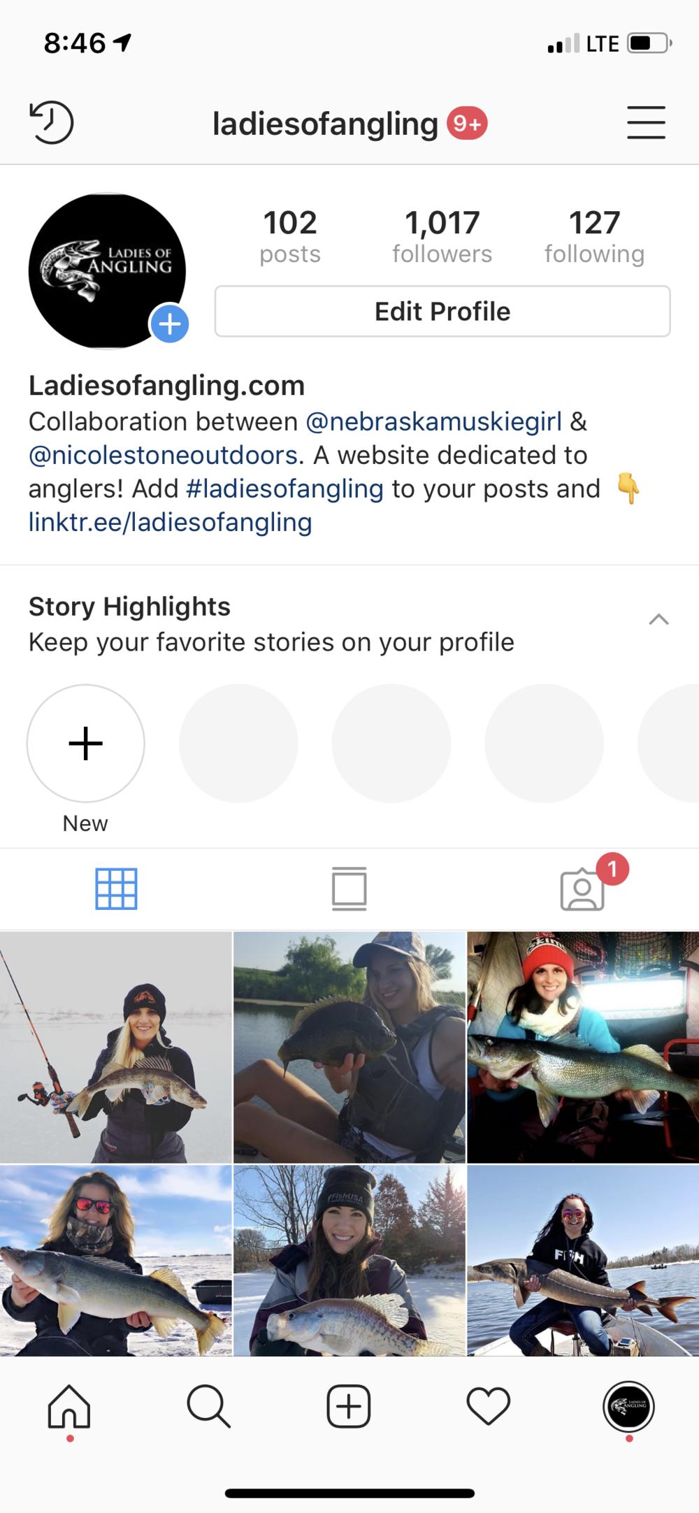 How to add links to Instagram bio