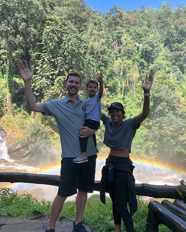 We've had a blast in Thailand and Vietnam these past 30 days (yup, not a typo 😜). It was so much fun exploring my family's hometown, seeing all the sites and reconnecting with family and friends. Looking forward to coming home tomorrow! First stop from the airport will be #fiveguys. 🍔🇺🇸. #comingtoamerica #byethailand