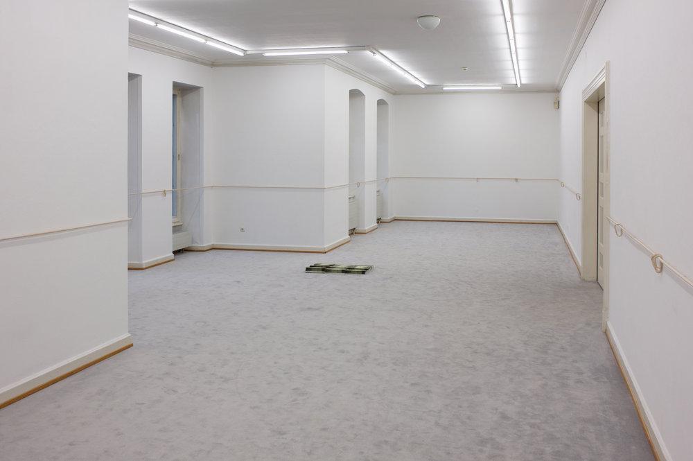W.Bender, KARABINER, Installationsansicht, Künstlerhaus Bregenz, 2017.jpg