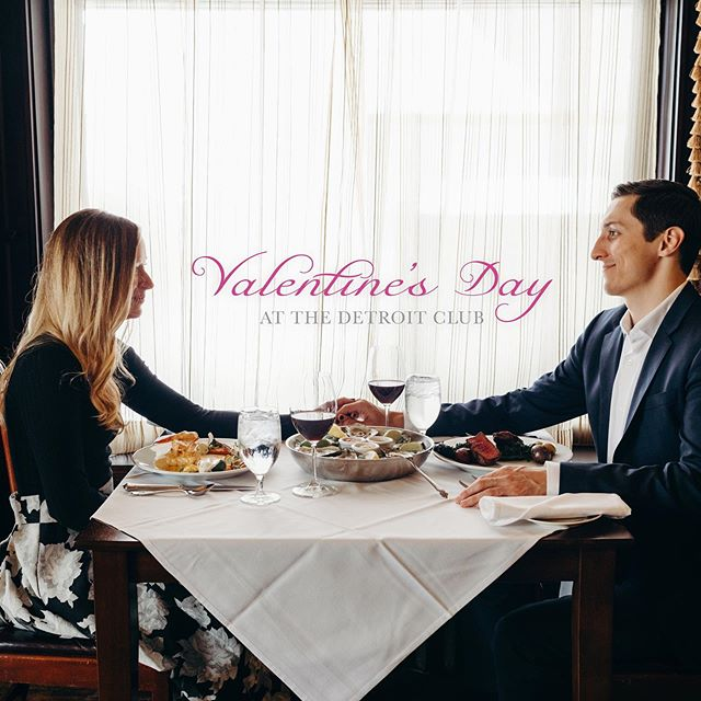 Make Valentine's Day extra special this year. Join us for our specially crafted, four-course dinner Thursday night. Visit our website to see our special menu and to make a reservation. #valentinesday2019