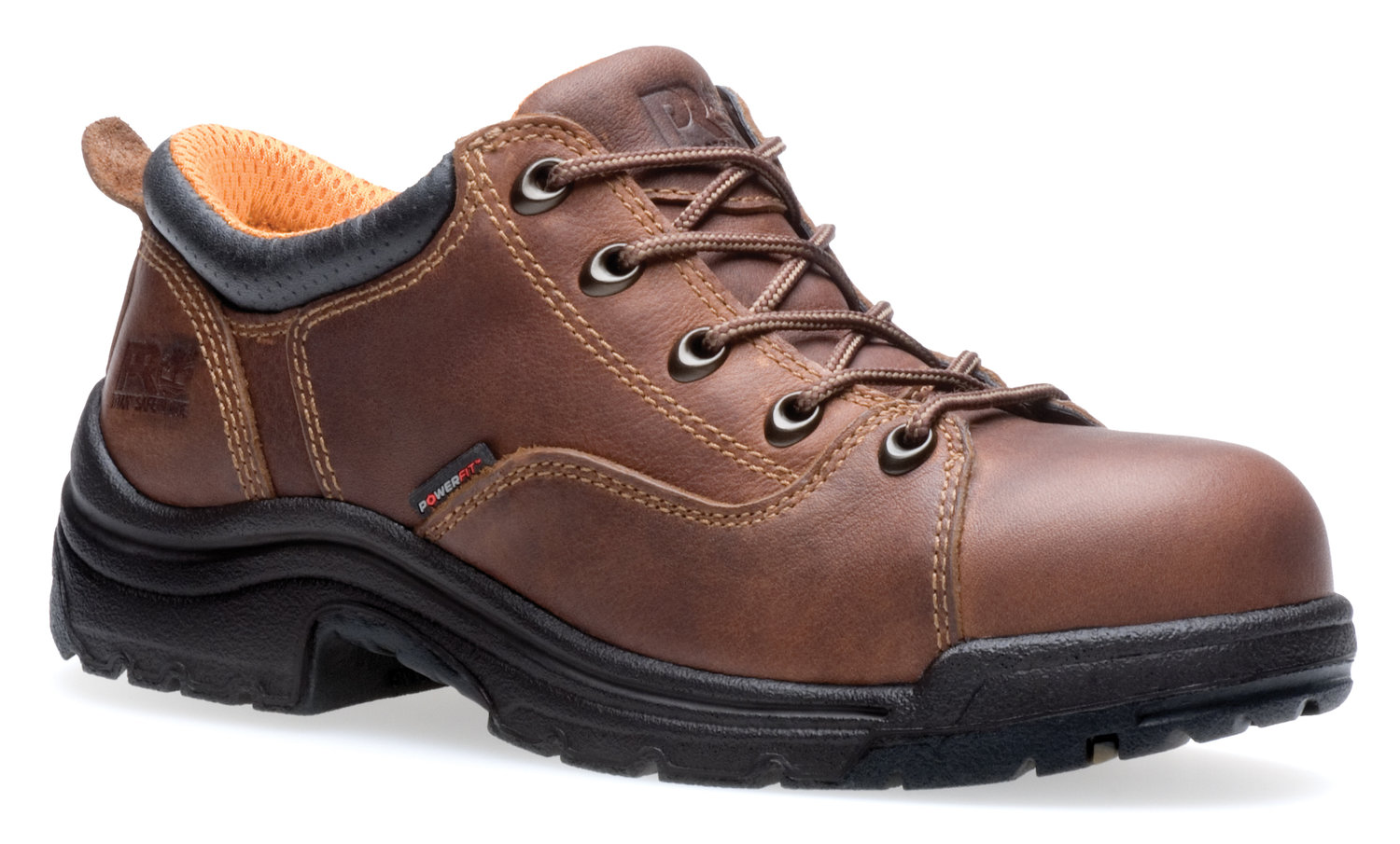 Women's Timberland Pro® Titan® Alloy Toe Work Shoe 63189 (Brown) — Gilvin's Boots & Shoes