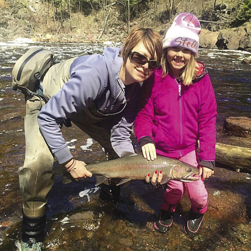 Minnesota Women on the Fly - Northern Wilds MagazinePublished May 4, 2017By Ali Juten