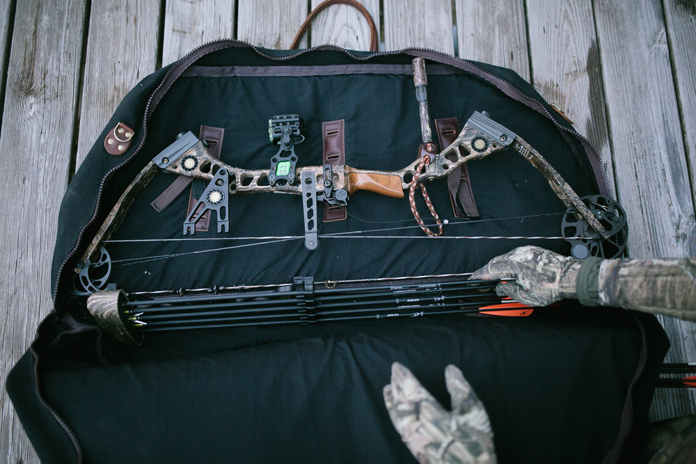 Duluth Pack Bow Case