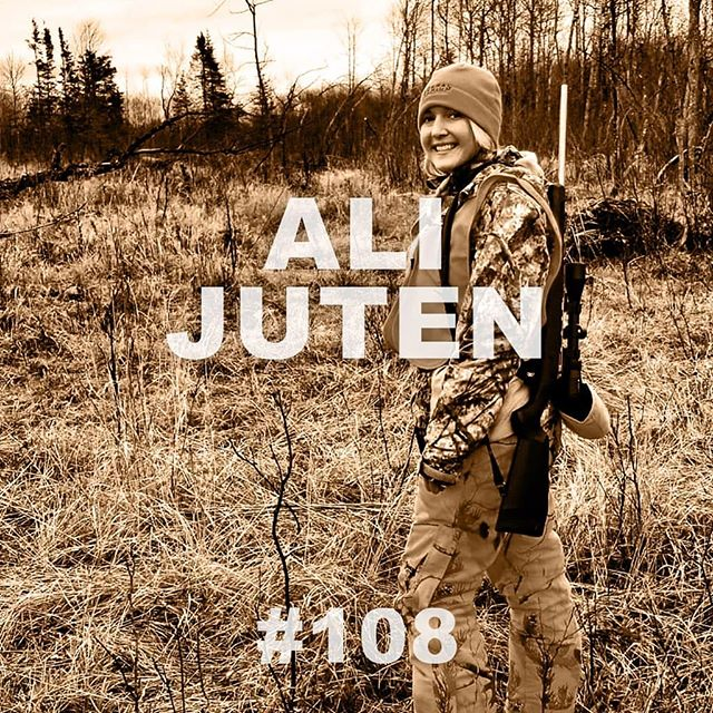 @deerhunter_podcast and I had a great conversation for his latest episode about hunter recruitment issues, in particular getting females more comfortable in the outdoors. Episode is out now! Feel free to give it a listen ⬆️Link in Bio⬆️
