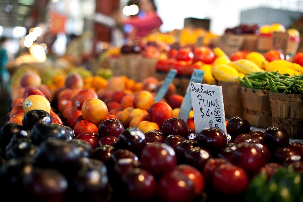 Farmer's Market, The Village of Oakbrook