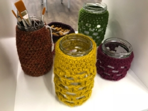 knitted candle holders.jpeg