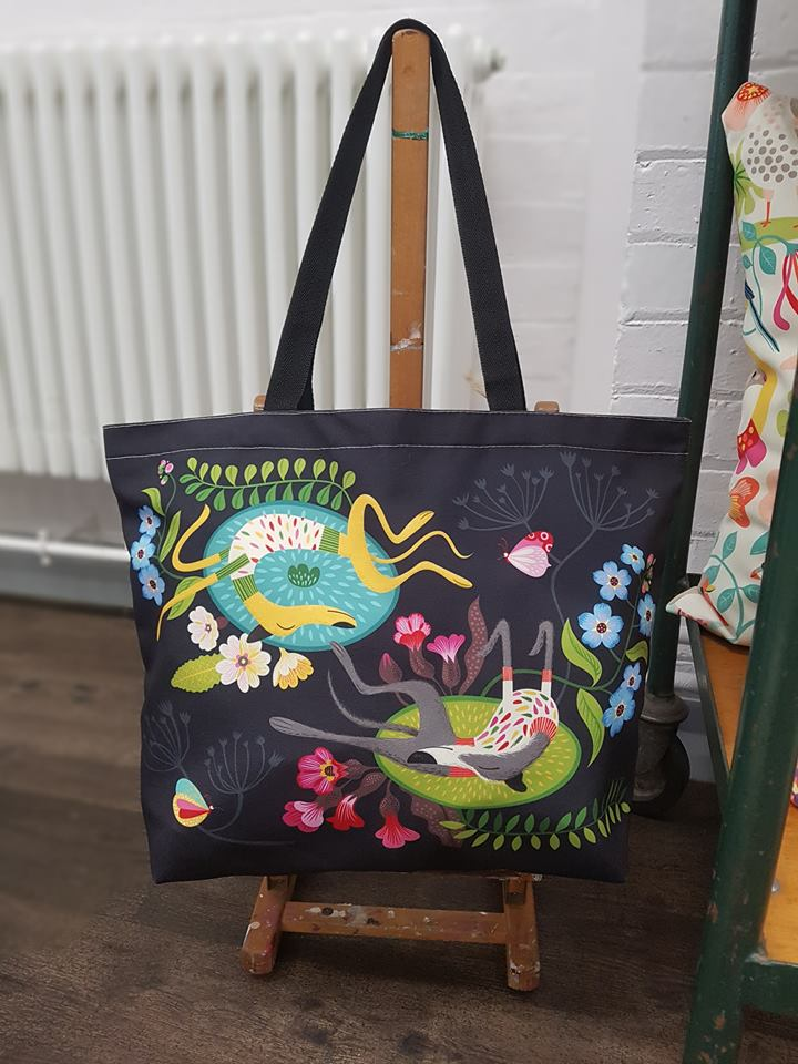 Whippet Tote Bag, £20