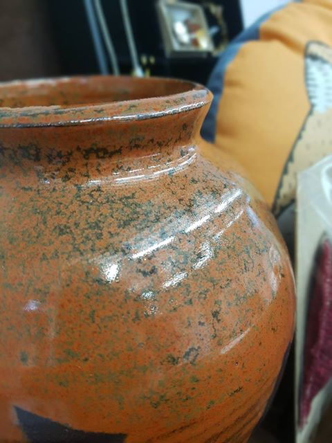Peter Swailes' Vase £45