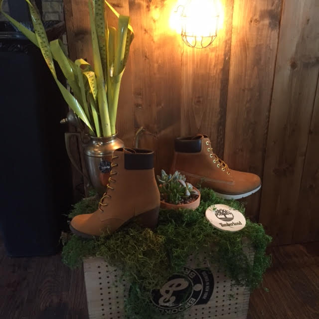 2016 Prop Styling for Brooklyn Brewery x Timberland