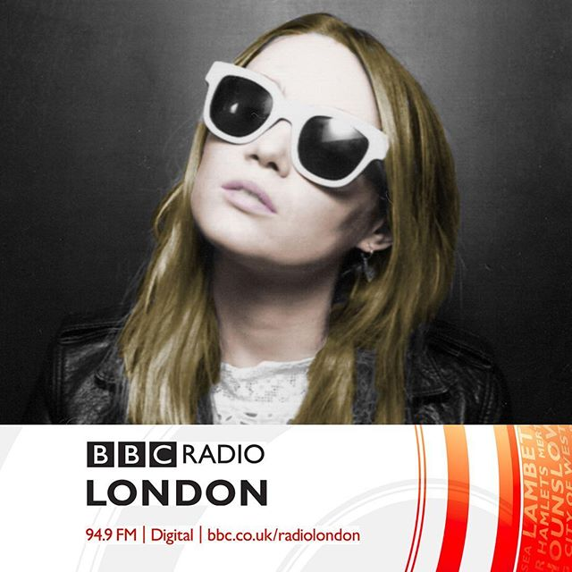 Today from 2pm to 4pm I will be on @bbcradiolondon talking with @gabyroslin and playing some songs acoustically live on air! 🎶📻 Tune in through the BBC Radio London website. #BeautifulMess 🔥 Harlea. x