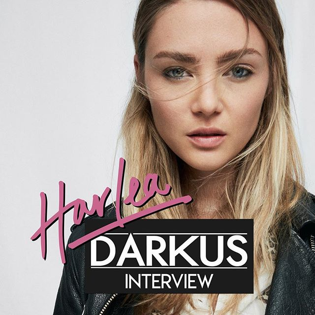 I had a chat with the people over at @darkusofficial to speak about the release of 'Beautiful Mess' and the success of 2018, as well as my upcoming plans for the future. 🎶 🔥 Head on over to their site now to check it out. Harlea. x #BeautifulMess