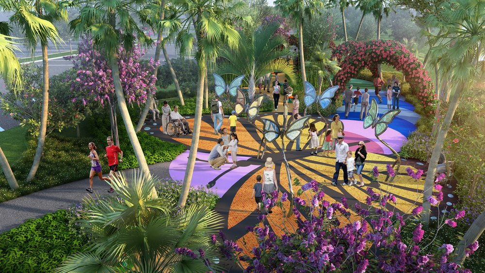 Gsla Design - Gardner + Semler Landscape Architecture Miami