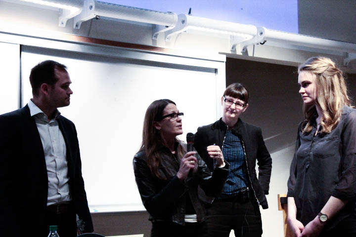 Congratulations to DATUM contributor, Megan Zeien, who is this year's Richard F. Hansen Prize winner!