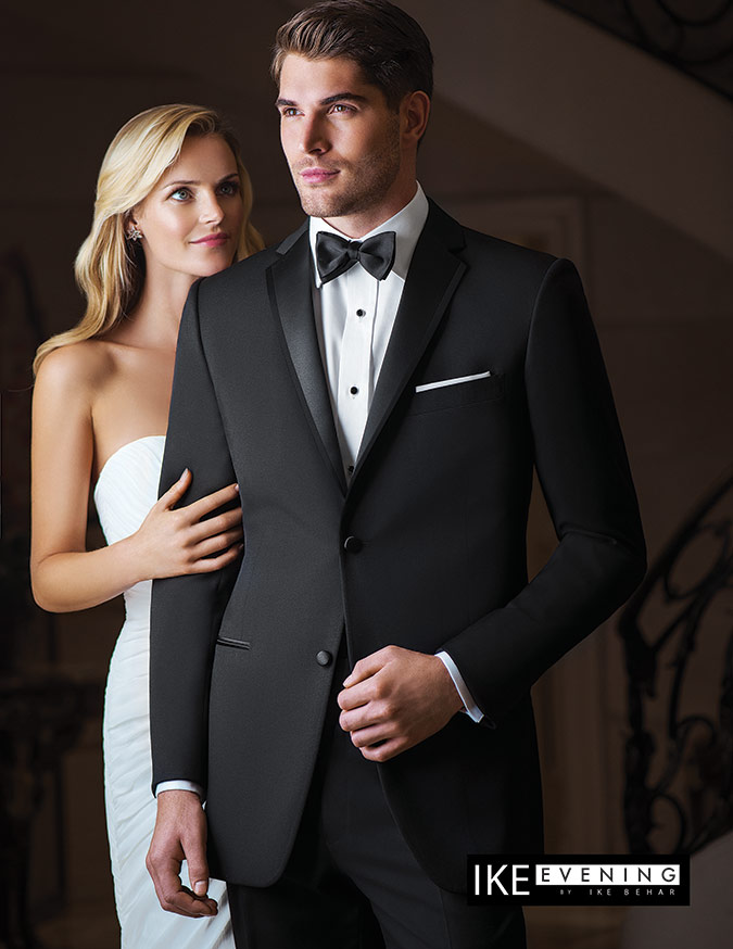 In Our Store You Can Try On Your Tuxedo And Not Choose One From A Book