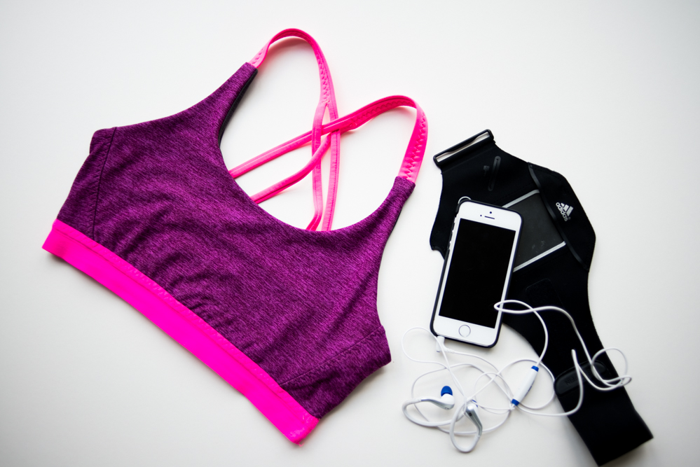The importance of wearing a sports bra