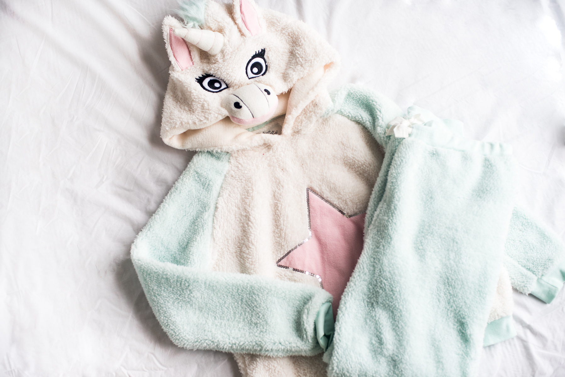 Primark Unicorn PJs by Olivia Bossert