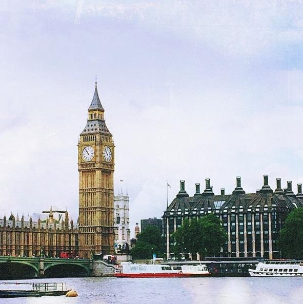 London by Olivia Bossert