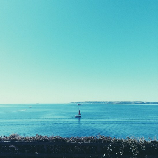 Cornwall by Olivia Bossert