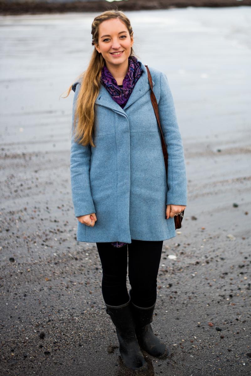 Smiling - Olivia Bossert