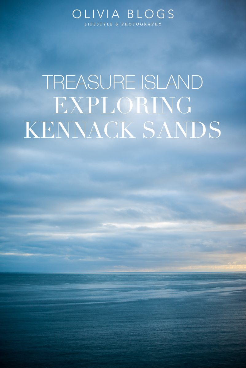 Treasure Island - Exploring Kennack Sands, Cornwall, UK - oliviablogs.com