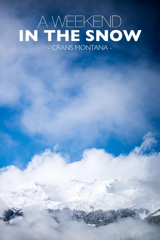 Crans Montana by Olivia Bossert