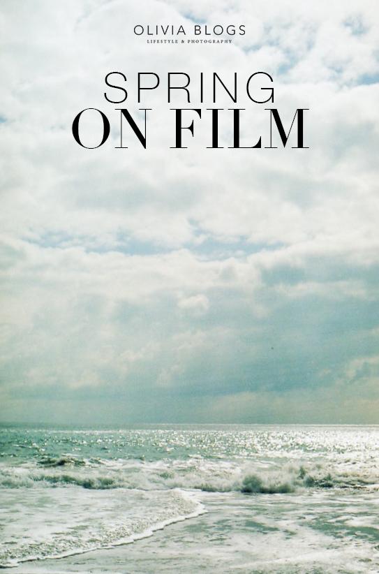 Spring On Film - oliviablogs.com