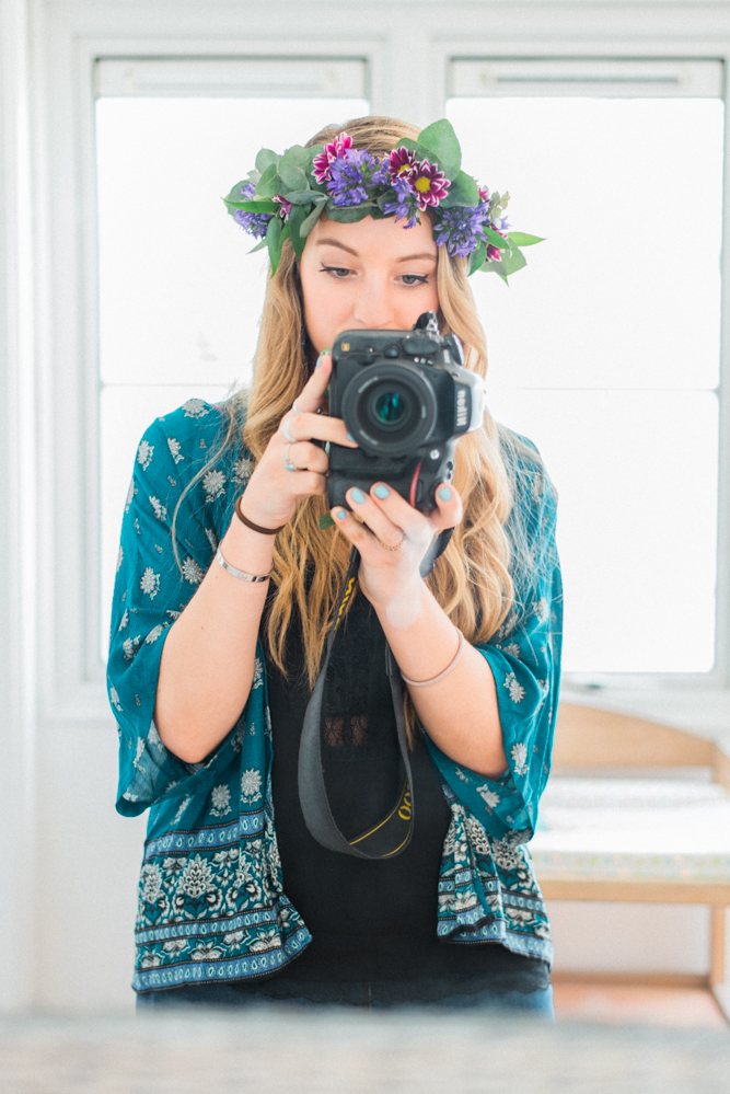 The Perfect Hen Party Activity | Making Flower Crowns!