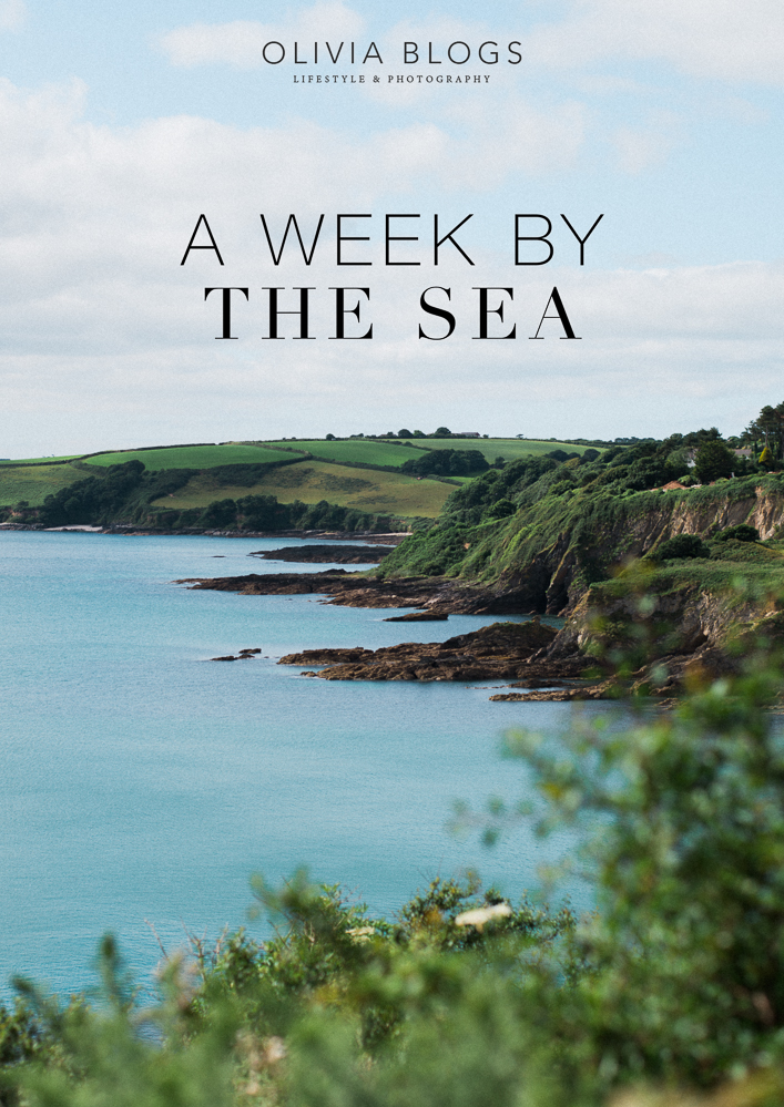 A Week by the Sea - oliviablogs.com