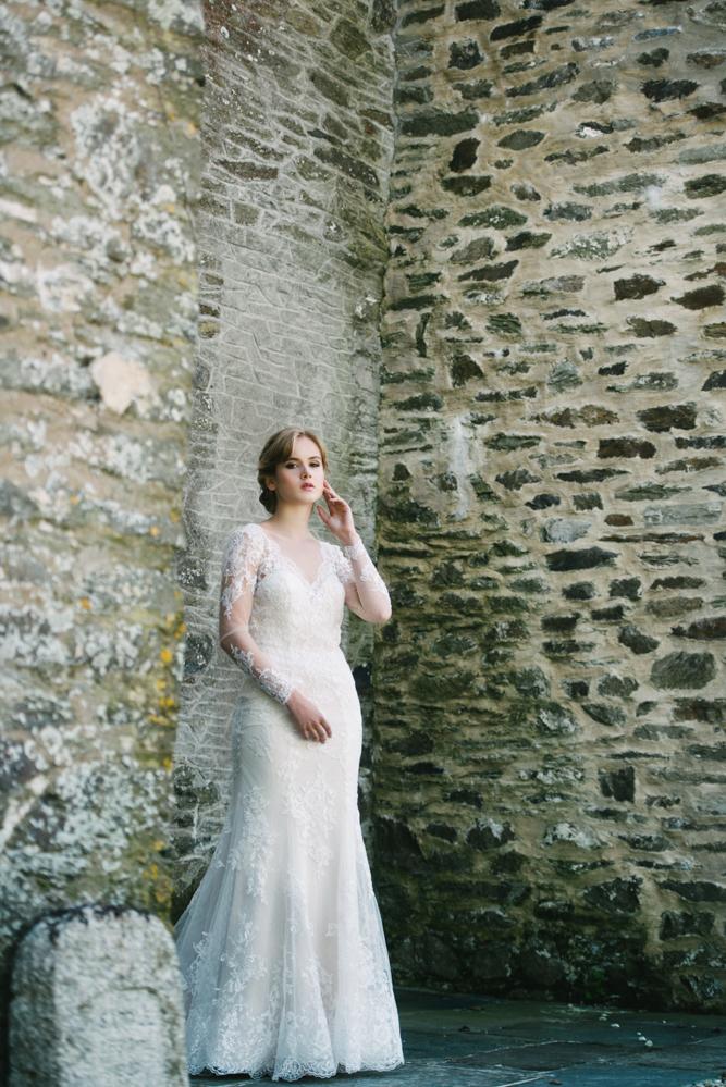 Amanda K Bridal 2017 Campaign | Olivia Bossert Photography