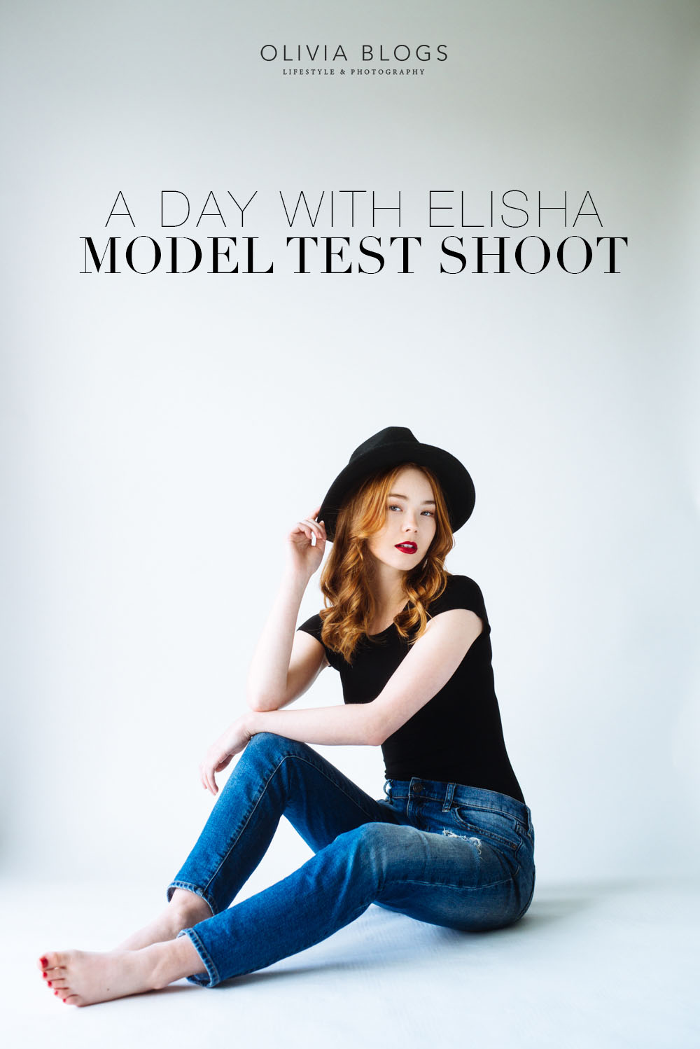 A Day With Elisha | Model Test Shoot